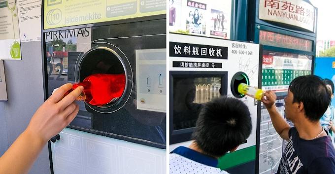 8 Manières innovantes de recycler qui sauvent notre planète des déchets