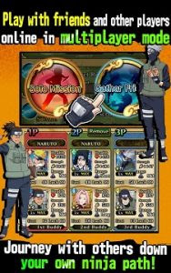 Unlimate Ninja Blazing 2.3.0 Mod Apk High Attack