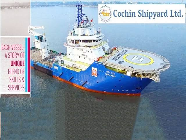 COCHIN SHIPYARD LIMITED Recruitment 2019 || CSL Job 2019