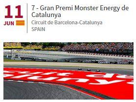 Jadwal MotoGP Catalunya Spanyol 2017: Latihan Bebas FP3, FP4, Kualifikasi dan Balapan