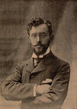 Florent Schmitt in 1900