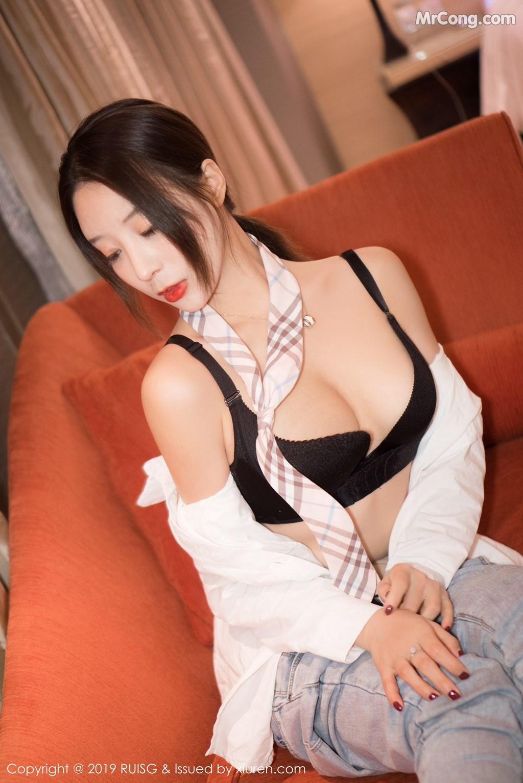 RuiSG Vol.084: Xiao Hui (筱慧) (49P)