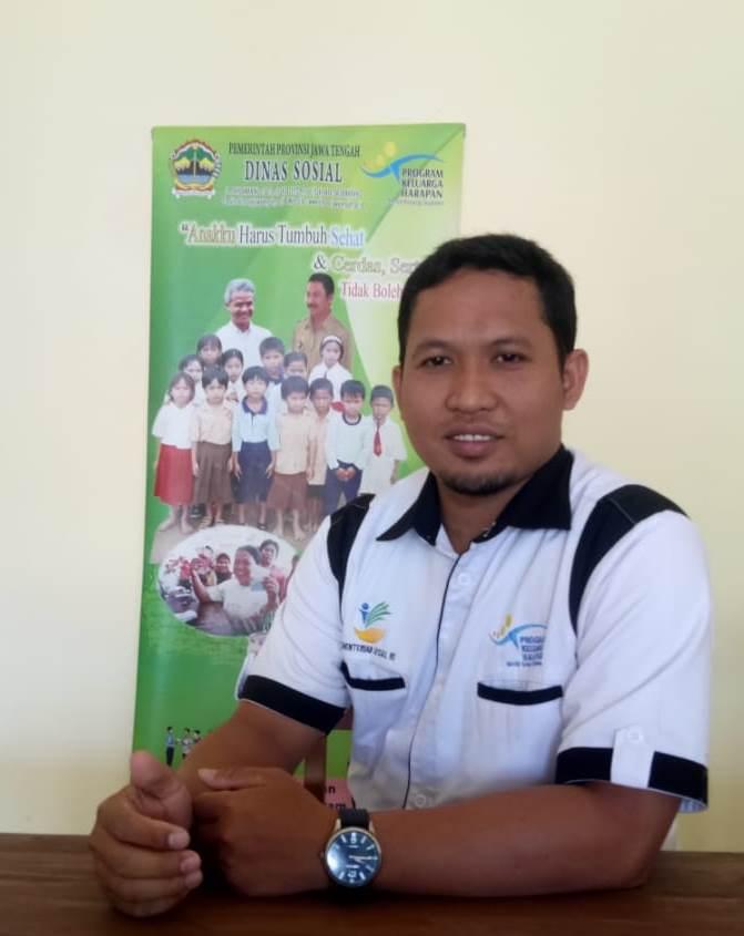 Mengenal Alumni PMI IPMAFA : Soejianto