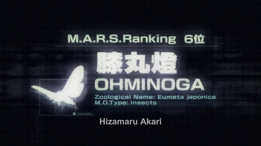 Review Anime Terra Formars