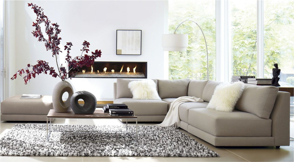 karpet ruang keluarga
