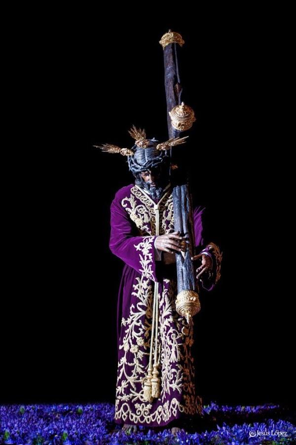 Horario y recorrido 3D del Vía Crucis oficial de Hermandades de Sevilla. 02 de Marzo del 2020