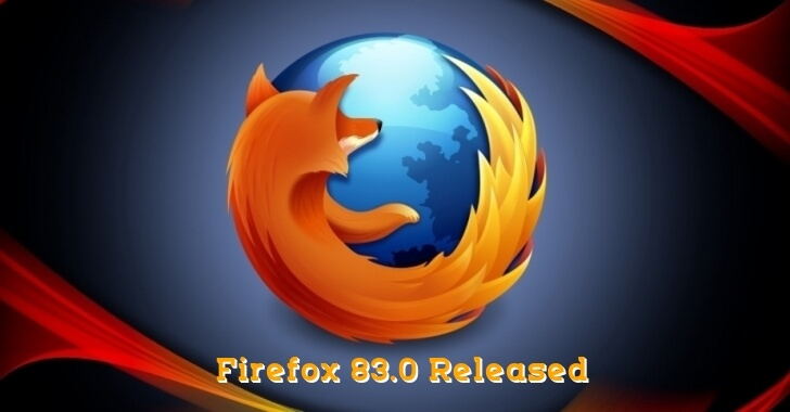 Firefox 83.0 Released –   Improved Page Load Performance, HTTPS-Only Mode & 0-Day Fix – Update Now!!