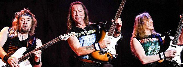 Guitarristas de Iron Maiden