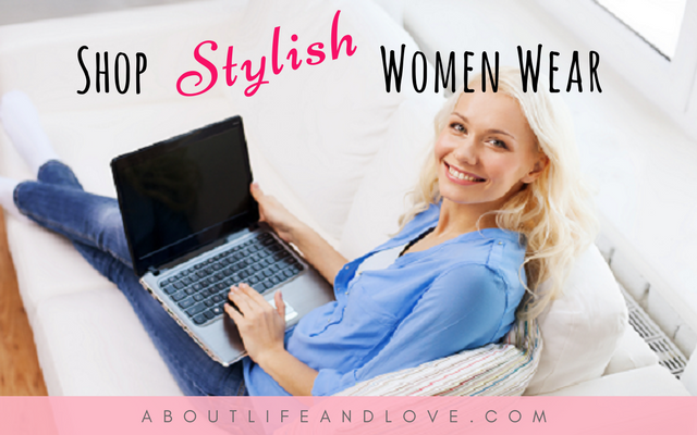 Shop Stylish Women Wear