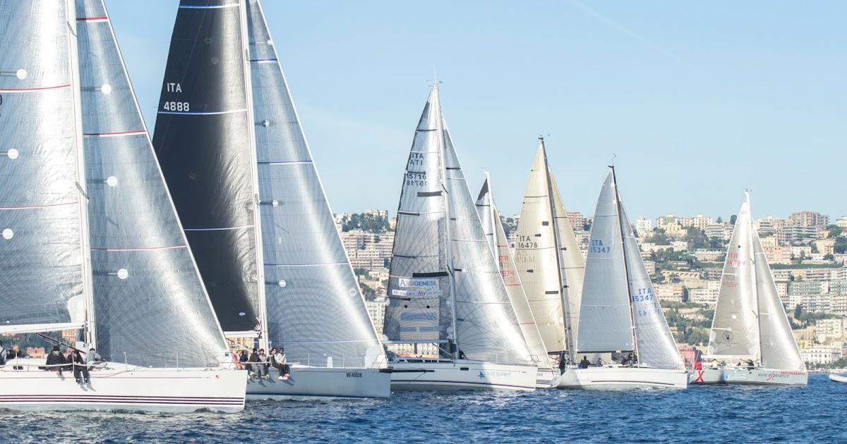 46° Campionato Invernale Vela d'Altura del Golfo di Napoli: Vlag comanda la classifica della Coppa Arturo Pacifico