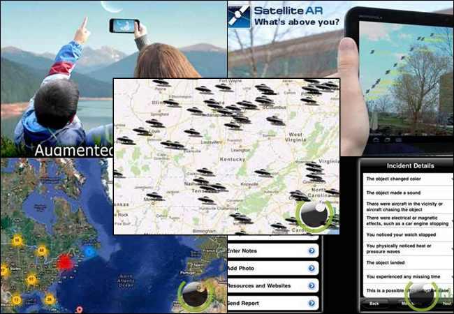 6 Aplikasi yang Mampu Mencari Keberadaan UFO
