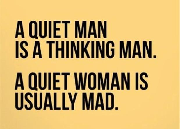 Men and Women Quotes