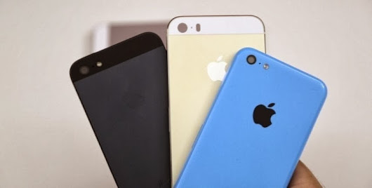 Apple iPhone 5S vs iPhone 5C vs iPhone 5 | toorand