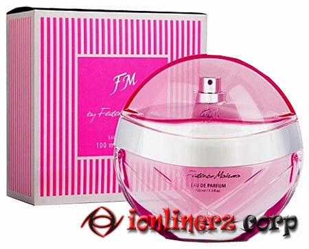 FM 322 inspired by Chanel Chance Eau Tendre