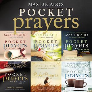 Review - Max Lucado's Pocket Prayers