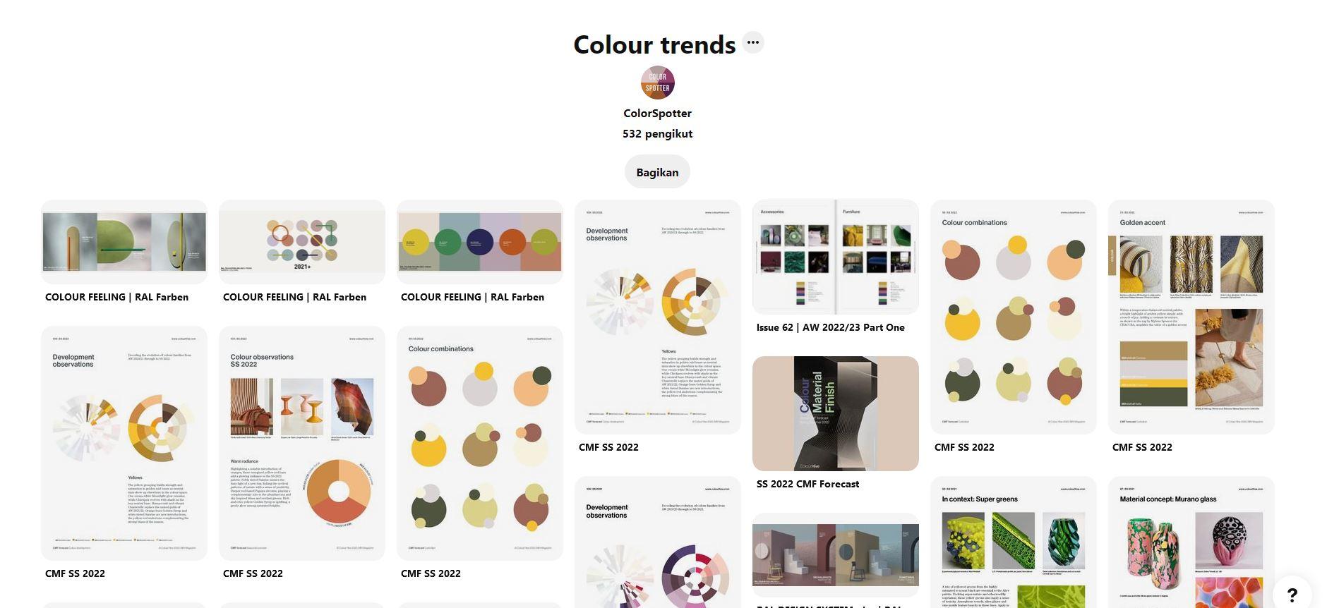 referensi color designer