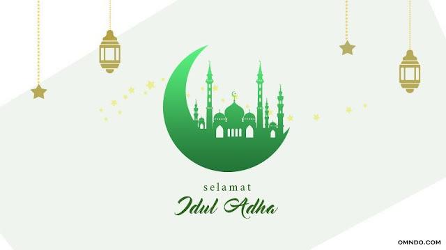 Kartu Ucapan Idul Adha Terbaru