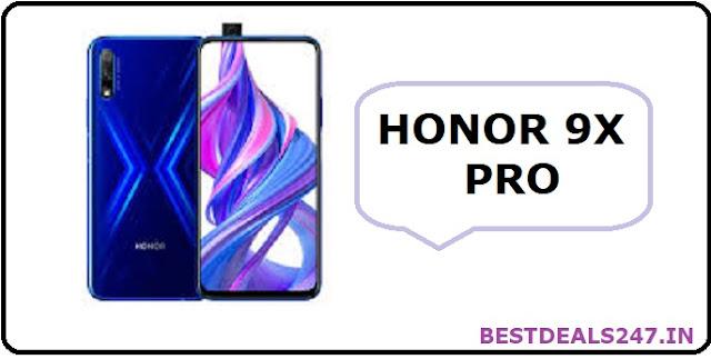 Honor 9X Pro Full Review   Price, Specs