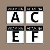 Vitamine A C E F