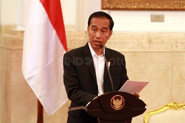Pesan Jokowi: Isi Medsos dengan Keteduhan, Kesejukan dan Menghargai Sesama