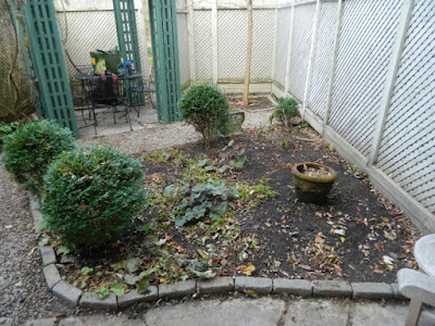 Cabbagetown Fall Cleanup Backyard After by Paul Jung Gardening Services Inc.--a Toronto Gardening Company