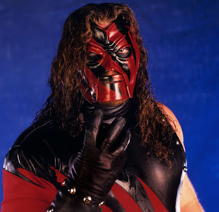 TRIPLE H HAMMER: Kane  TRIPLE H HAMMER...