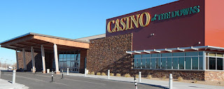Casino security officer on life support after incident
