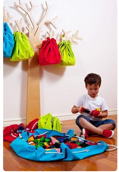 diy box toys caja juguetes juguetero
