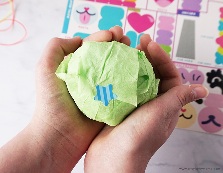DIY Surprise Balls with the Craft-Tastic Surprise Balls Kit