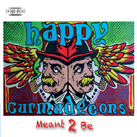 iTunes MP3/AAC Download - Meant To Be by Happy Curmudgeons - stream album free on top digital music platforms online | The Indie Music Board by Skunk Radio Live (SRL Networks London Music PR) - Monday, 17 June, 2019