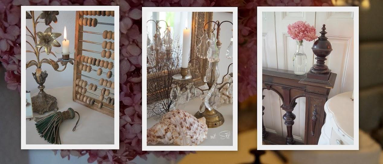 Möbel aufpeppen vorher nachher  Fundstücke mit Stil
