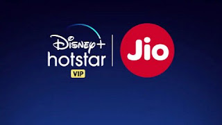 Jio Offers Free Disney+ Hotstar VIP annual Subscription