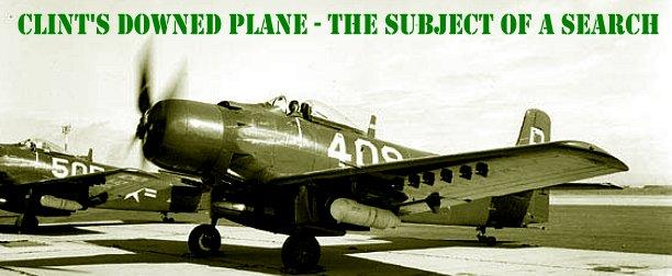 Clint Eastwood 1951 Plane Crash