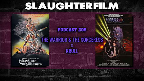 SF: The Warrior and the Sorceress & Krull | The Devil's Eyes