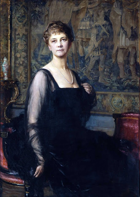 Mrs. James Henry Lancashire, Ignaz Marcel Gaugengigl, International Art Gallery, Self Portrait, Art Gallery, Ignaz Marcel Gaugengigl, Portraits of Painters, Fine arts, Self-Portraits, Painter Ignaz Marcel Gaugengigl