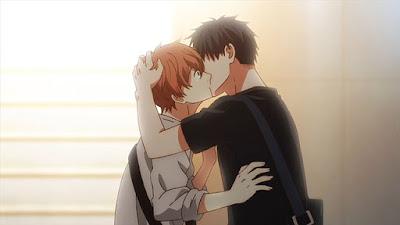 LGBT Anime given