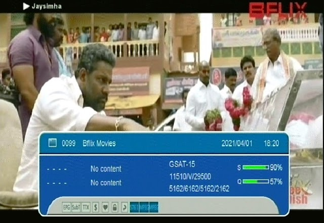 Bflix Movies rebranded and added on Channel No 66