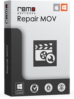 تحميل برنامج اصلاح الفيديو التالف الذى لا يعمل Remo Repair MOV