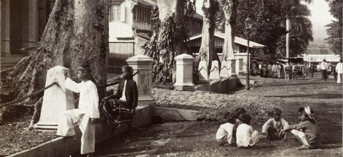 Arsitektur Bogor tempo dulu dan sekarang
