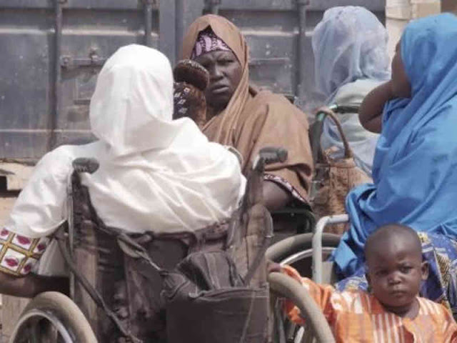 Nigeria's 27M Disabled Wait Decades for Public Access