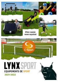 Catalogue LynxSport 2021