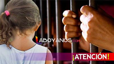 Aprobada prisión perpetua para violadores y asesinos de menores de edad