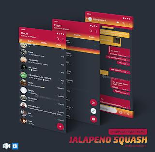 Jalapeno Squash