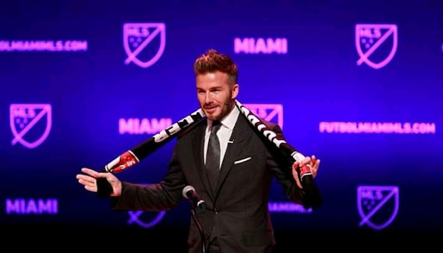 OMG! David Beckham Inter Miami Plans To Sign Ronaldo And Messi (See Full Details)