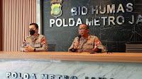 Klaster Baru, Polda Metro Himbau masyarakat jangan terprovokasi