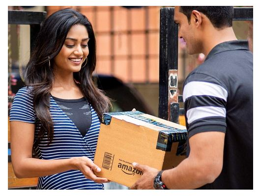 How To Earn ₹16800 Every Month By Delivering Parcel With Amazon
