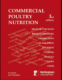 Commercial Poultry Nutrition 3rd Edition