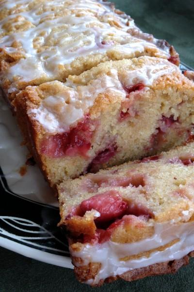 Strawberry Lemon Yogurt Cake Cook N Is Fun Food