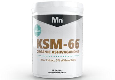 best KSM 66 Ashwagandha