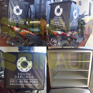 Tas delivery box makanan Surabaya dough darling
